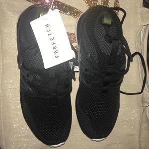 ¡Adidas Gazelle super zapatos azul FARFETCH défi j'arr tête, J 'y Gagne!